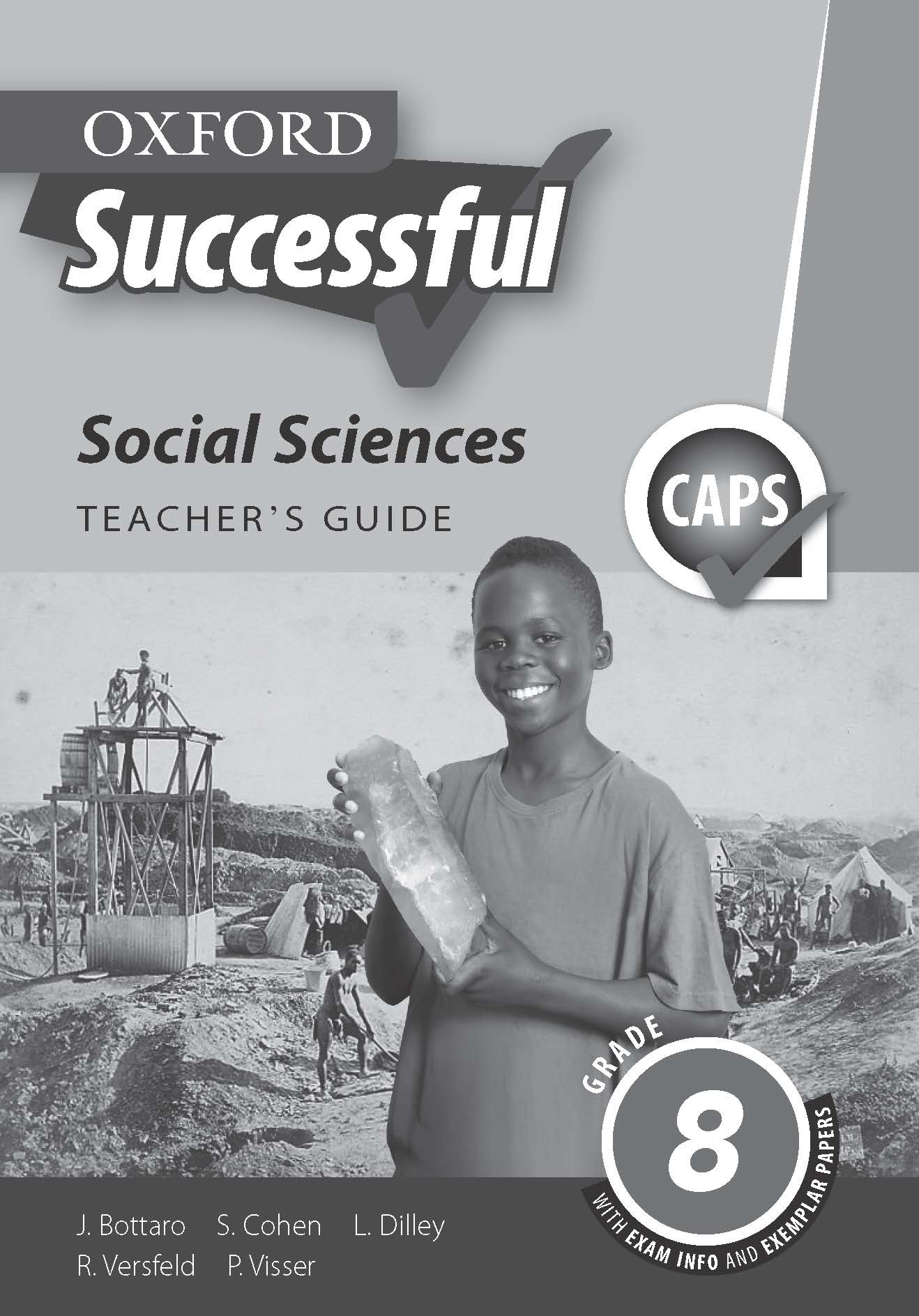 Oxford Successful Social Sciences Grade 8 Teacher's Guide