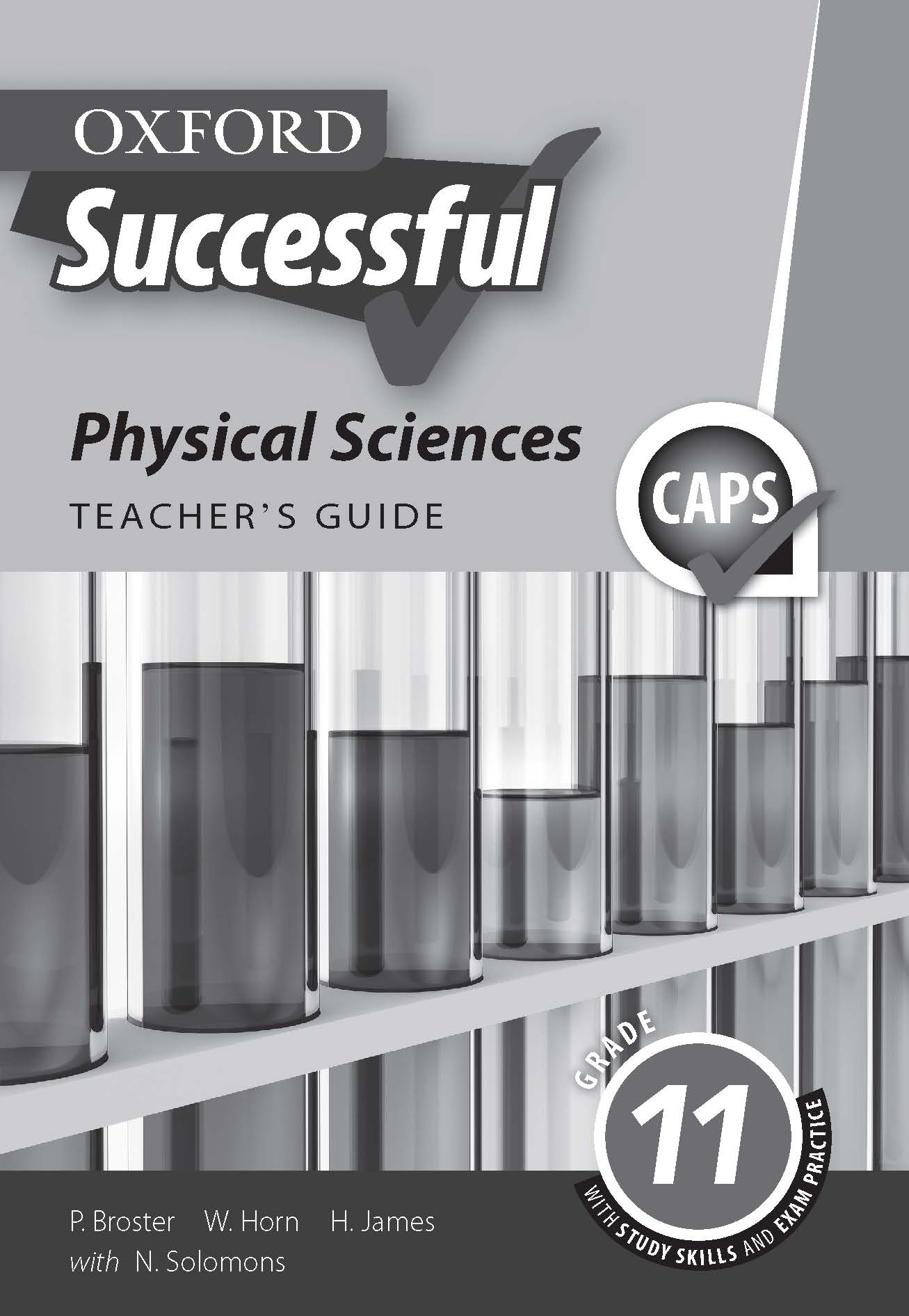 Oxford Successful Physical Sciences Grade 11 Teacher's Guide