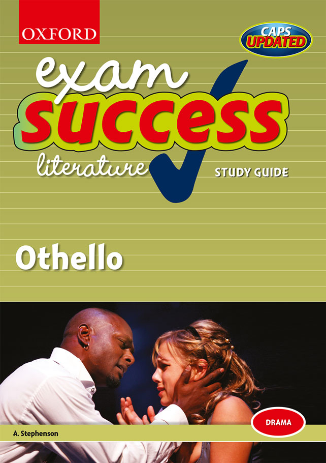 othello study guide This study guide consists of approximately 158 pages of chapter summaries, quotes, character analysis, themes, and more - everything you need to sharpen your knowledge of othello.