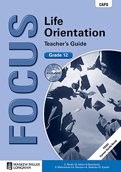 Focus Life Orientation Grade 12 Teacher's Guide ePDF