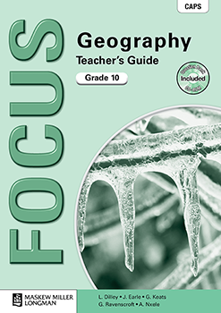 Focus Geography Grade 10 Teacher's Guide ePDF (perpetual