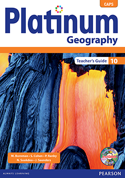 platinum geography grade 10 teacher s guide epdf perpetual licence rh wcedeportal co za geography platinum teachers guide grade 12 Geography Teaching Resources