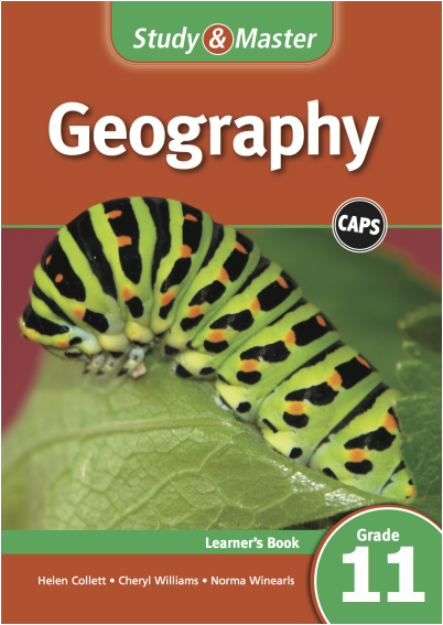 Study & Master Geography Grade 11 Learner's E-book | WCED ePortal