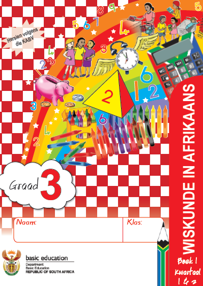 Mathematics Grade 3 Afr Work Book 1 T 1amp 2 WCED ePortal