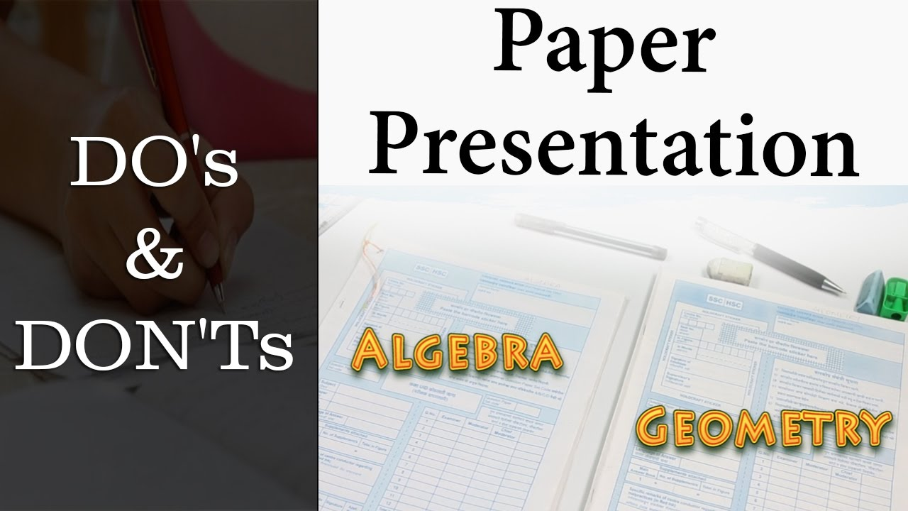 English paper presentation for 9th class 2018 youtube.